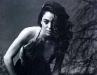 Yancy Butler Black and White Magazine Shoot