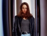 Yancy Butler with a Gun